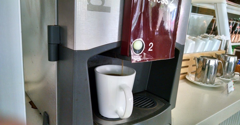 Pushbutton Coffee