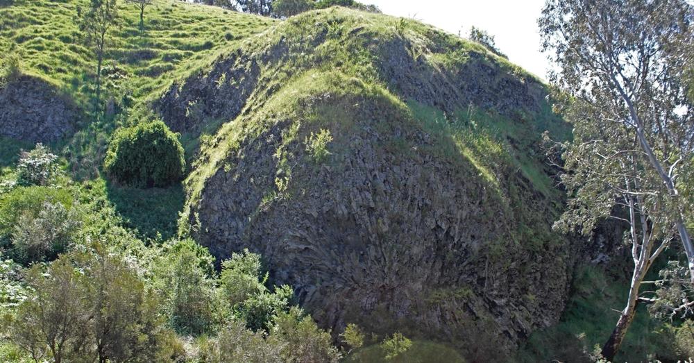 Rosette Rock.