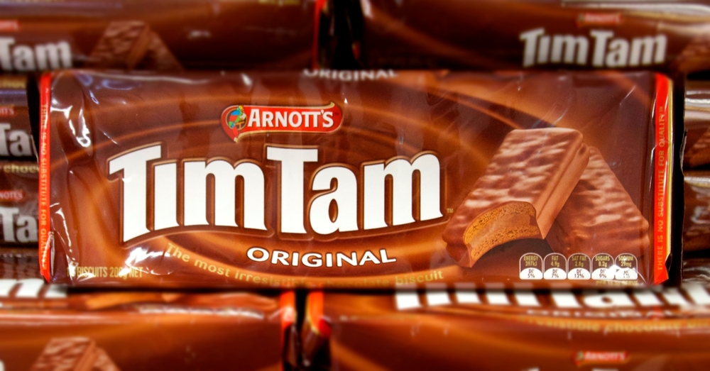 Tim Tam. The original.