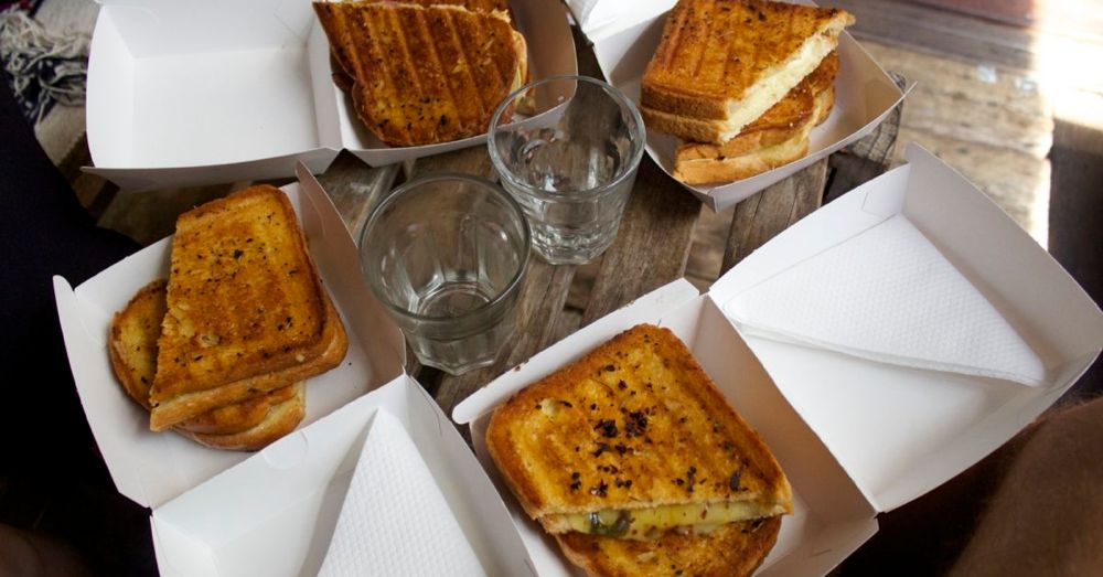 Toasties @ Toastface Grillah