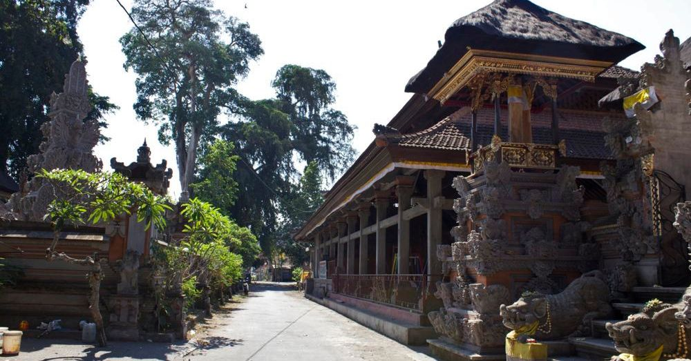 Streetside Temple