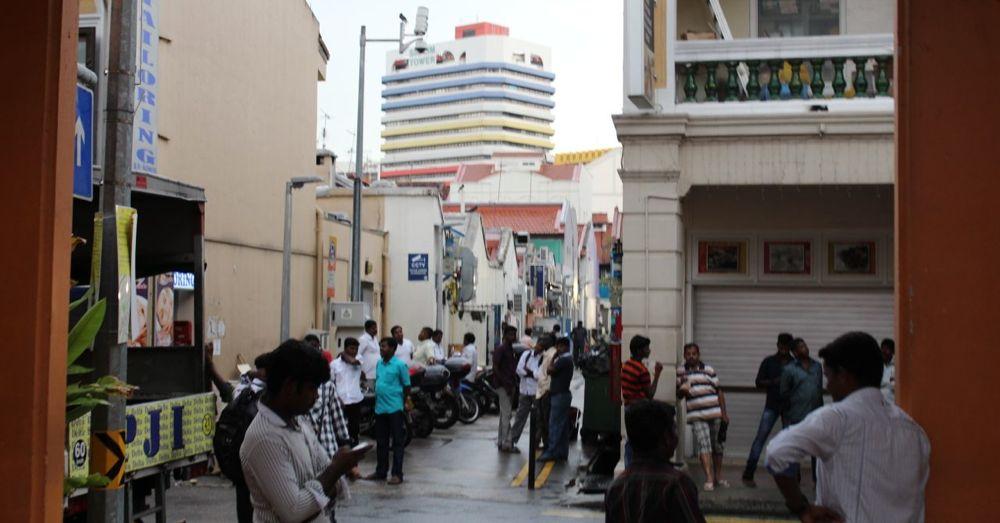 Little India Street Scene