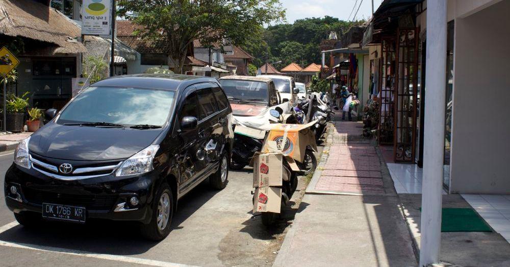 Motorbike sun-shades.