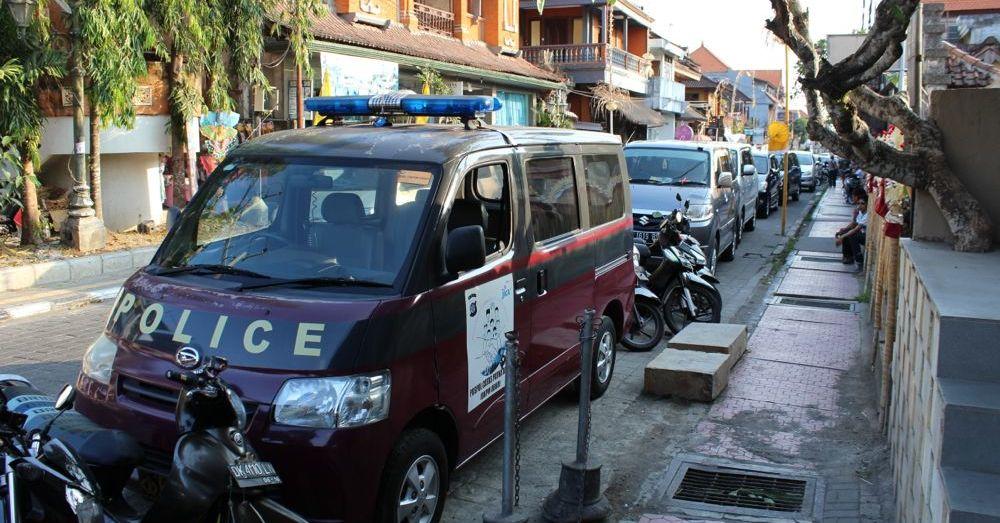Bali police.