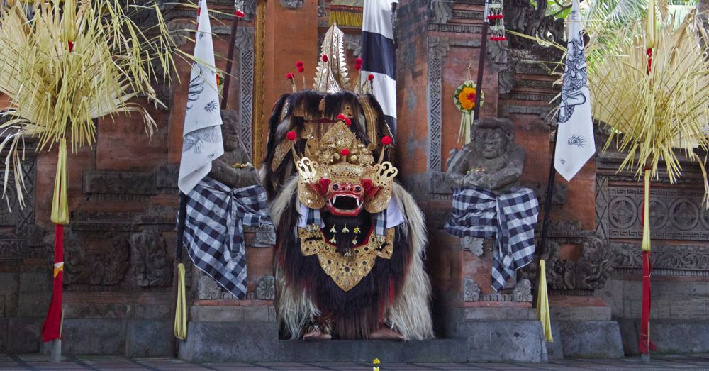 Barong Enters