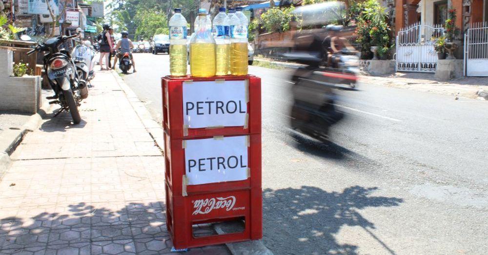 Petrol Warung