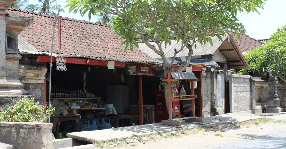 Local warung