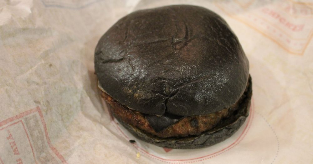 Kuro burger: first look.