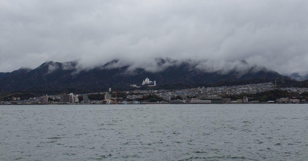 Mist on the Island