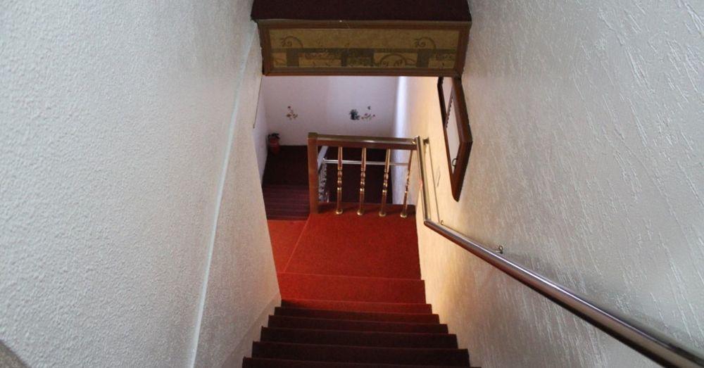 Dongdaemun Inn Stairs