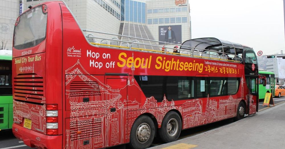 Seoul Sightseeing Bus
