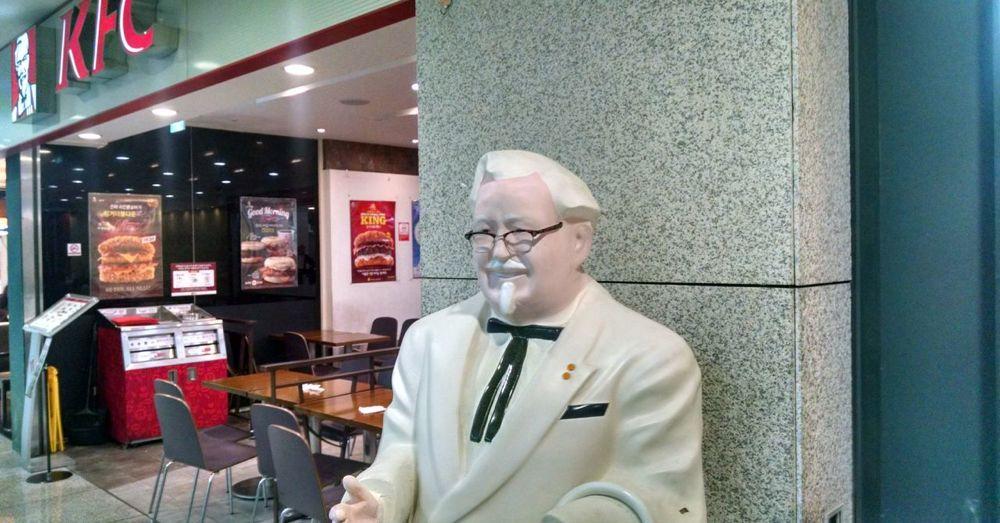 The Colonel.