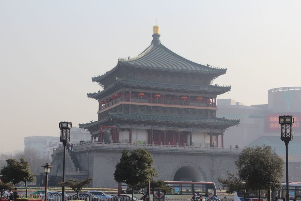 Xi'an Bell Tower.