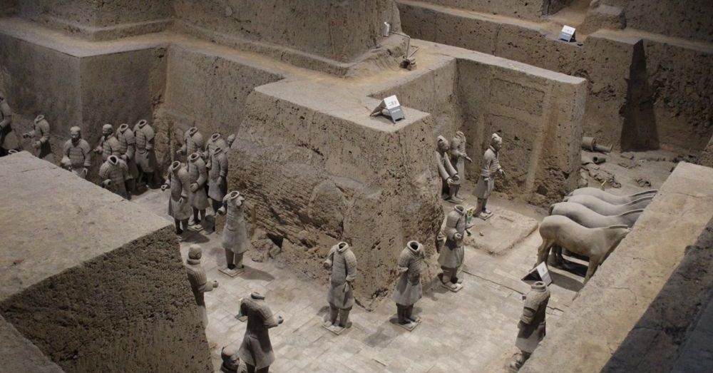 Terracotta Warriors, Chamber Two