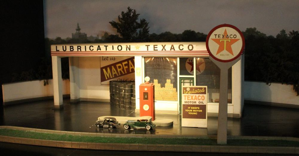 Lubrication Texaco