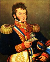 Bernardo O'Higgins. Image: Wikimedia Commons.