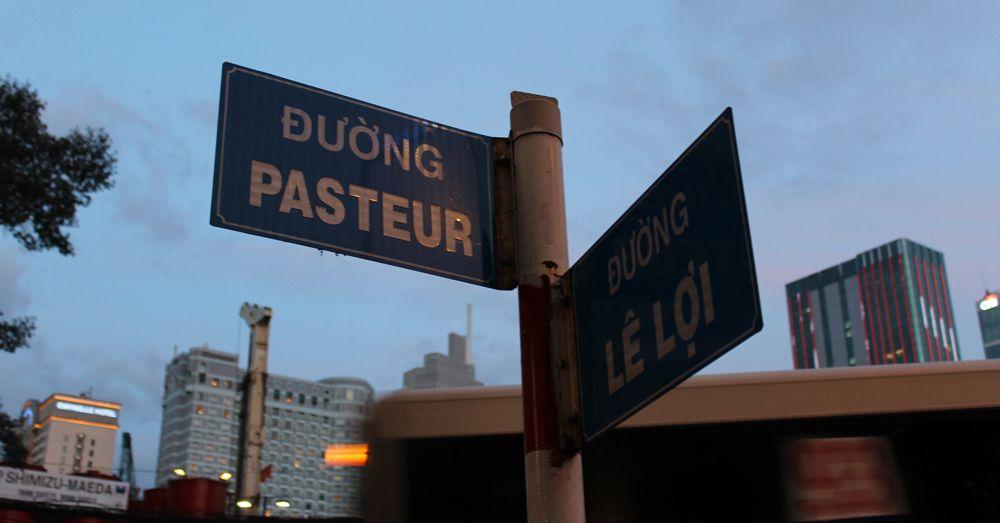 Duong Pasteur.
