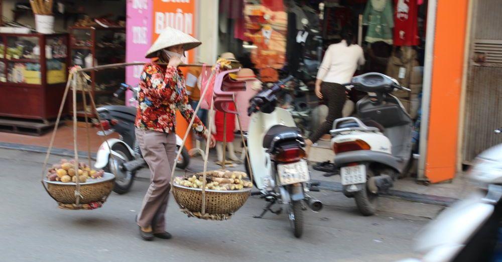 Vietnam Street Scene
