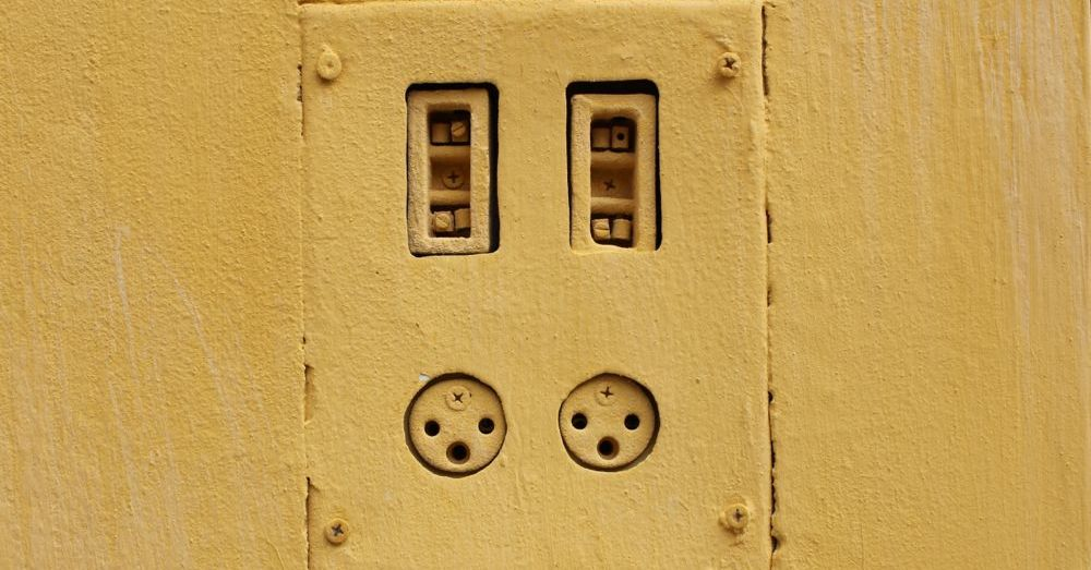 Electrical Outlet Faces