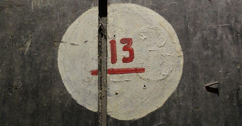 Door 13.