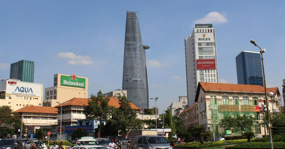 Bitexco Tower (again)
