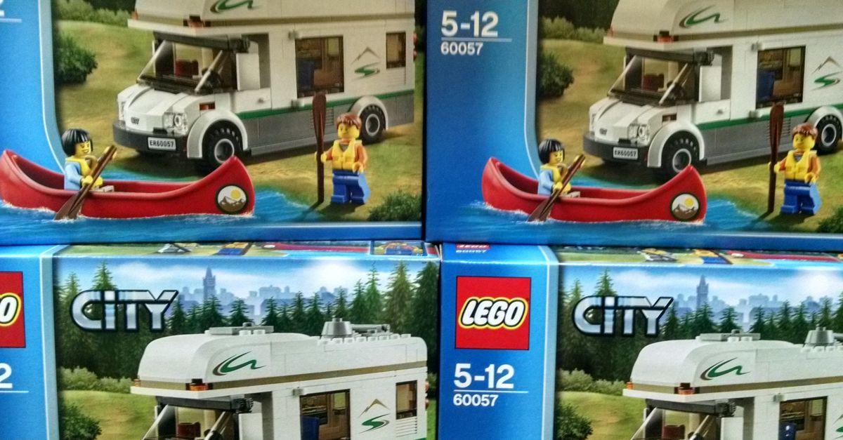 LEGO City Camper Van | Taking on the World