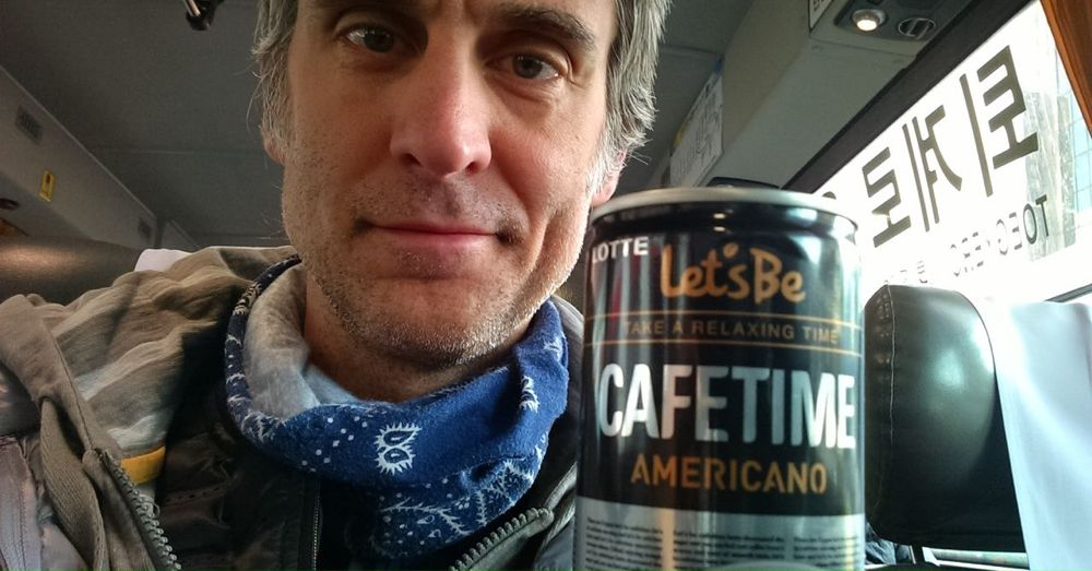 Americano in a Can
