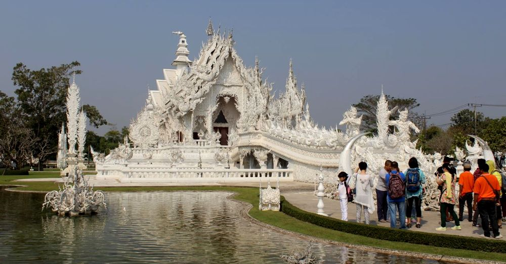 The White Temple (more than just another temple).