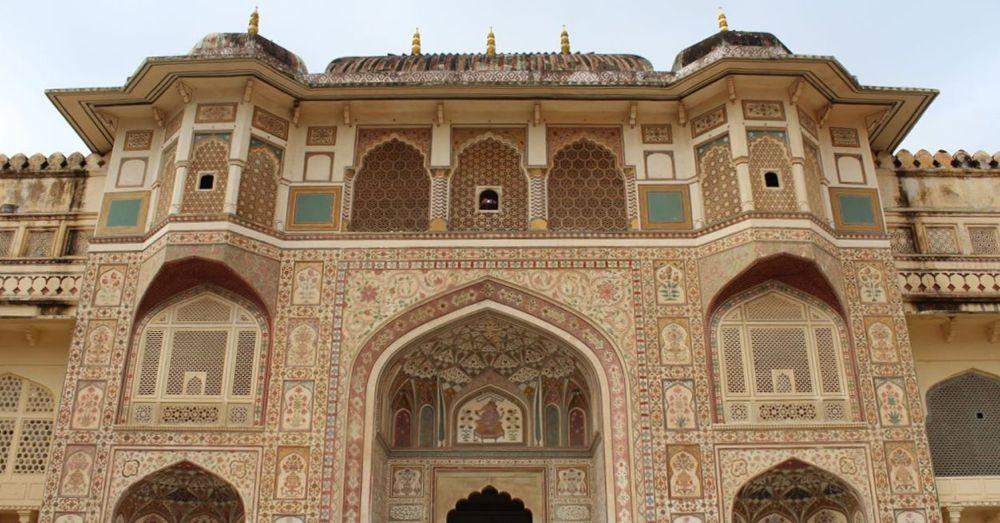 Ganesha Gate.