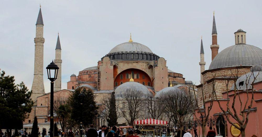 Hagia Sofia/Ayasofya.
