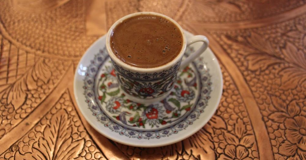 Turkish Coffee, Pierre Loti