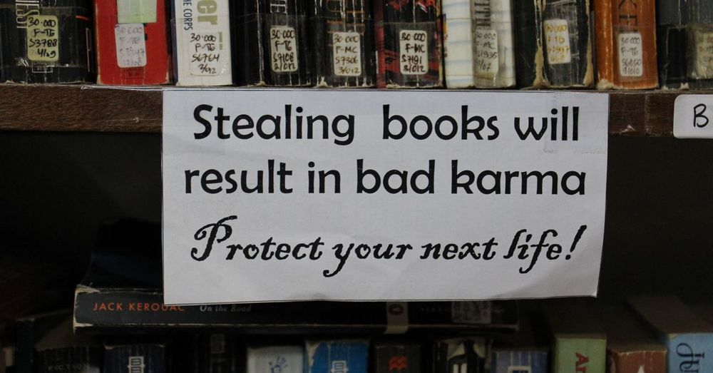 A gentle warning.