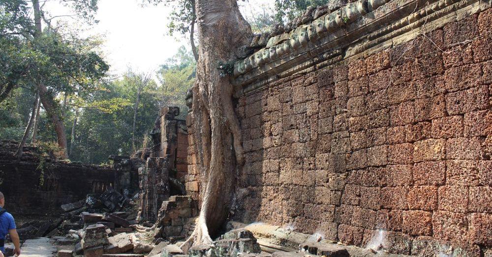Preah Khan Exterior