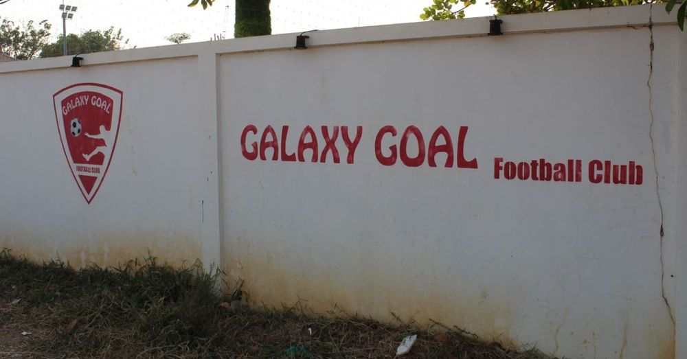 Galaxy Goal: Soccer in Siem Reap