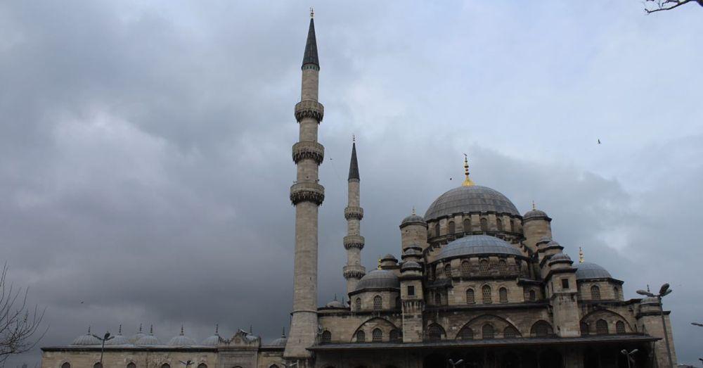 Yeni Camii (New Mosque)