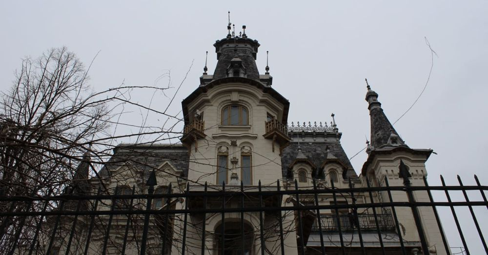 Cretsulescu Palace