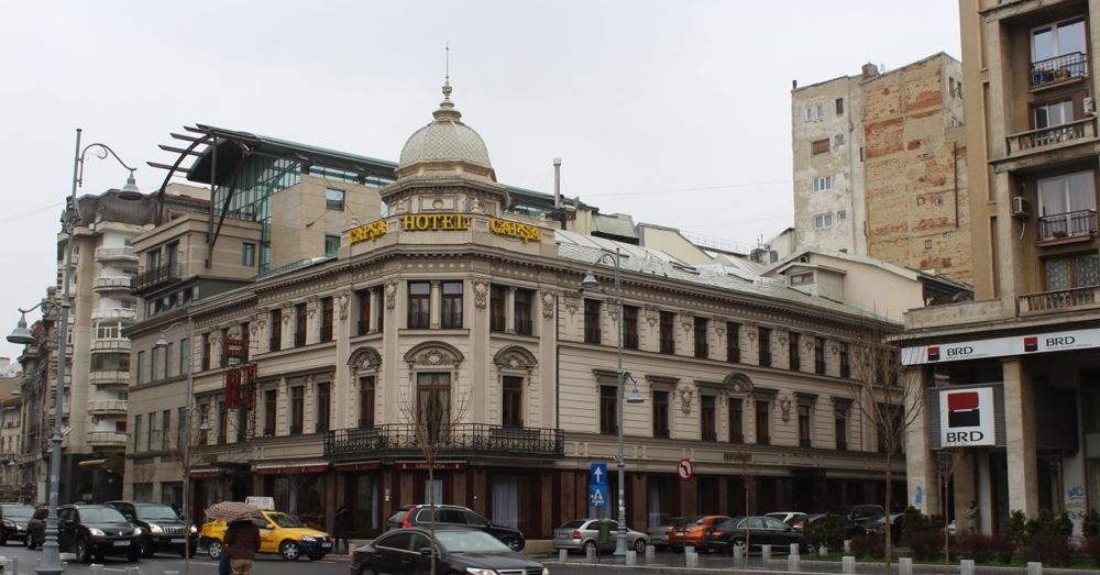 Historic Hotel Capsa
