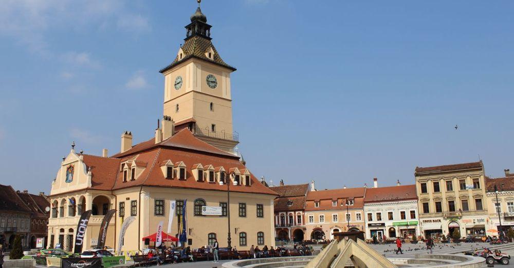 Council Square, Brasov.