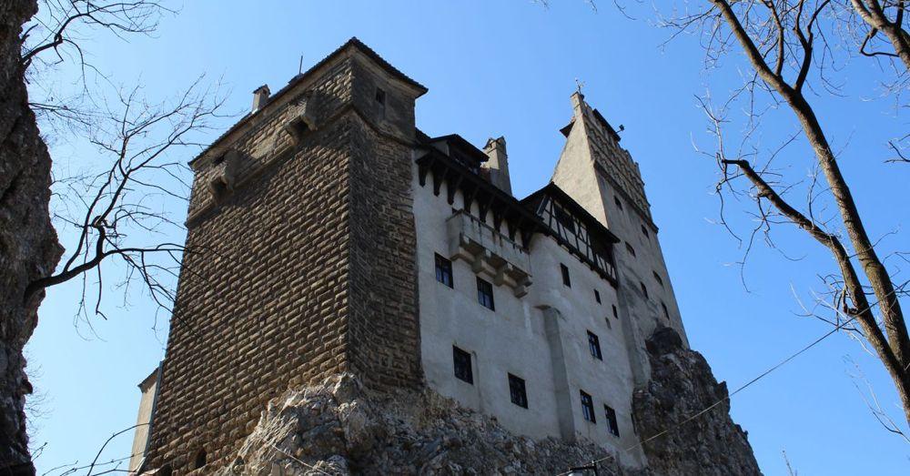 Dracula didn't live here.