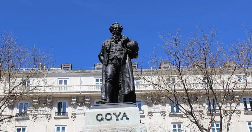 Goya or Van Buren?