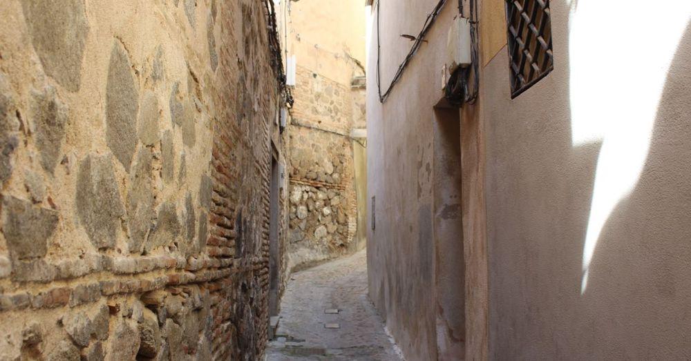 A street in Toledo.