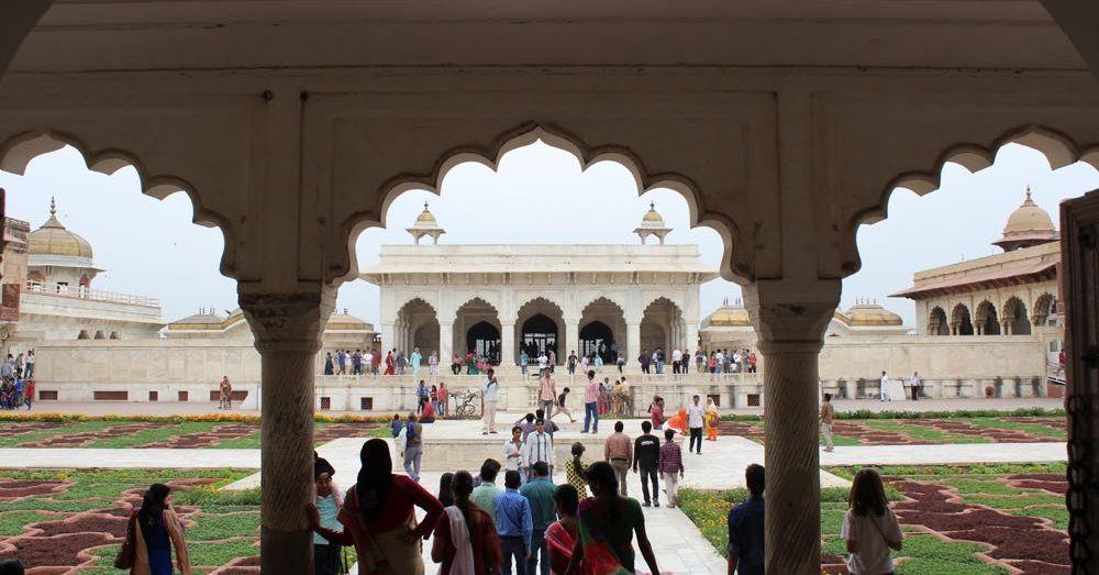Khas Mahal, Agra Fort