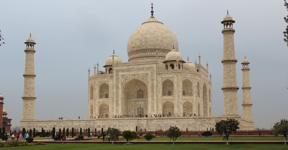 Taj Mahal, Parting Shot