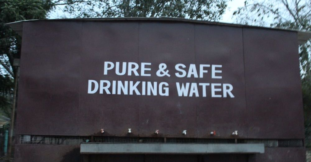 Pure & Safe Drinking Water