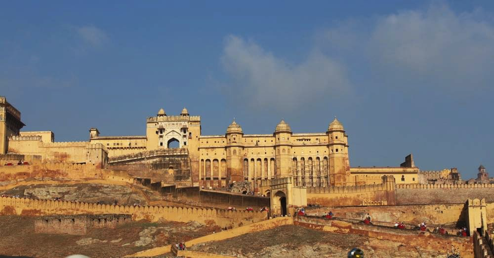 Amer Fort, Parting Shot
