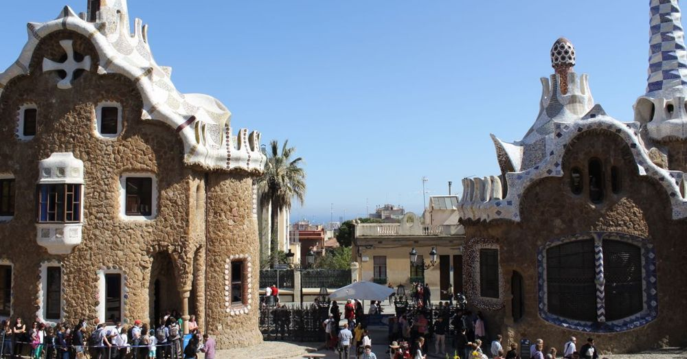 Porter's Lodge and Porter's House, Park Güell