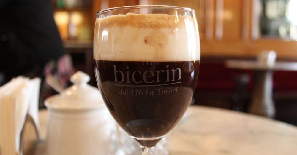 The bicerin.