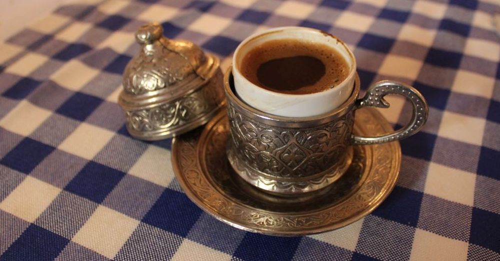 First Turkish Coffee