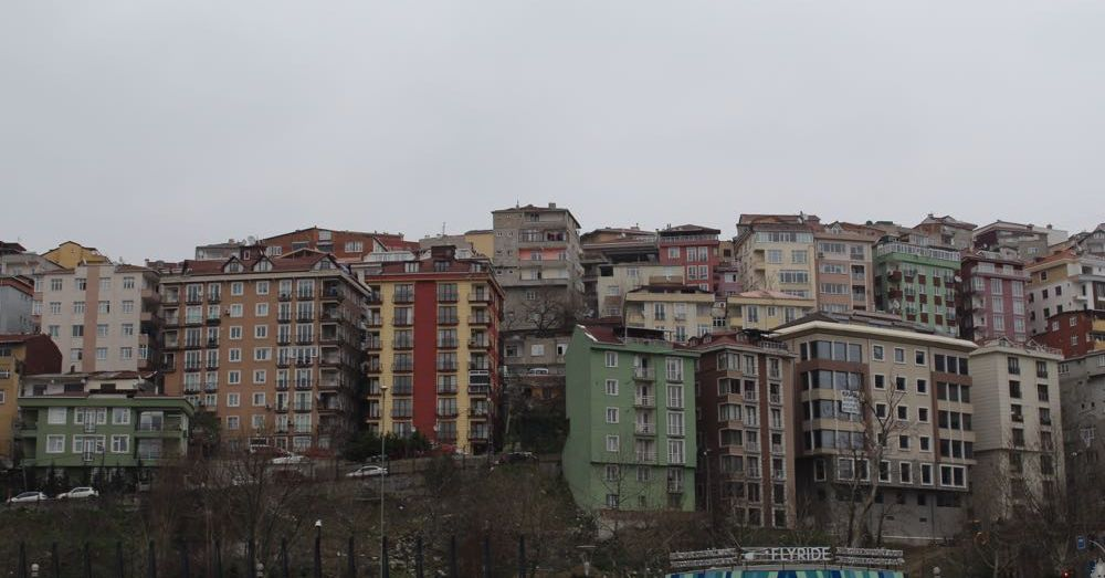 Apartments Above Miniatürk