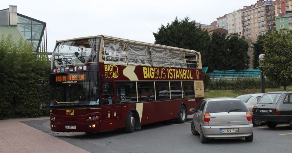Big Bus of Istanbul